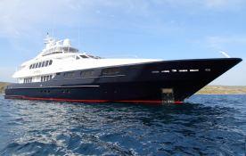 Sea Dweller  Heesen Yacht 46M Exterior 1