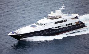 Sea Dweller Heesen Yacht 46M Exterior 2