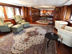 Sea Dweller Heesen Yacht 46M Interior 6