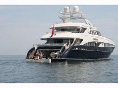 San Bernardo  Heesen Yacht 44M Exterior 2