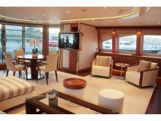 San Bernardo  Heesen Yacht 44M Interior 3