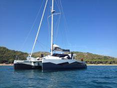 Speeg Diamante Catamaran 555 Exterior 1