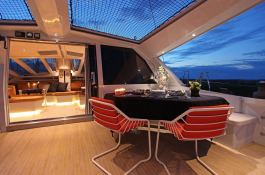Speeg Diamante Catamaran 555 Exterior 2