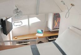 Speeg  Diamante Catamaran 555 Interior 1