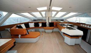 Speeg Diamante Catamaran 555 Interior 2