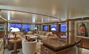 O Neiro  Golden Yachts - 52M Interior 3