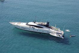 Vanquish  Palmer Johnson Yacht 120' Exterior 1