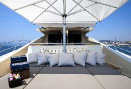 Vanquish Palmer Johnson Yacht 120' Exterior 3