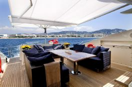 Vanquish  Palmer Johnson Yacht 120' Exterior 4