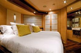 Vanquish  Palmer Johnson Yacht 120' Interior 6