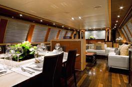 Vanquish  Palmer Johnson Yacht 120' Interior 5