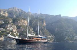 Myra (Turkish Gulet 29M) Exterior 1