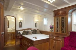 Atlantic  Townsend and Downey Yacht 185' Interior 3