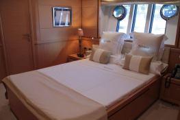 Malvasia  Ferretti Yacht 85 Interior 2