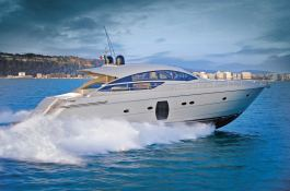 Cayenne Pershing Yachts Pershing 64 Exterior 2