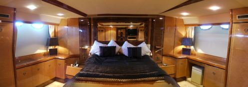 Samata Ketch 42M Interior 3