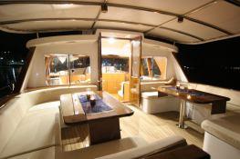 Asia   Yacht 100' Interior 4