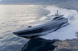 High Roller  Baglietto Yacht 105' Exterior 1