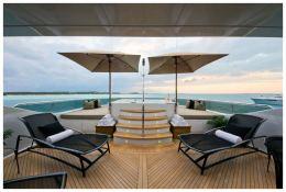 Mi Sueno  Trinity Yacht 58M Exterior 3