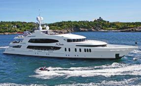 Mi Sueno  Trinity Yacht 58M Exterior 1