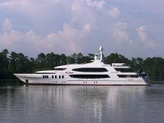Mi Sueno  Trinity Yacht 58M Exterior 2