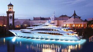Diamonds are Forever Benetti Yacht 60M Exterior 1