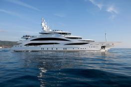 Diamonds are Forever Benetti Yacht 60M Exterior 3