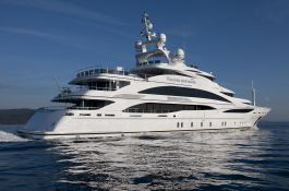 Diamonds are Forever Benetti Yacht 60M Exterior 2