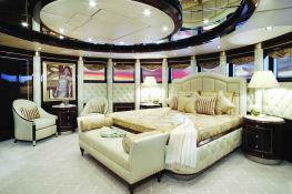 Diamonds are Forever Benetti Yacht 60M Interior 4