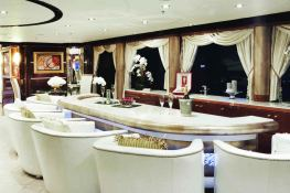 Diamonds are Forever  Benetti Yacht 60M Interior 3
