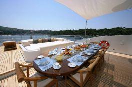 Seanna Benetti Yacht 65M Exterior 3