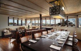 Alila Purnama   Yacht 46M Interior 1