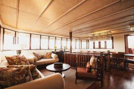 Alila Purnama Yacht 46M Interior 2