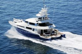 Ultimate Lady   Yacht 28M Exterior 3