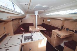 Elan 350 Elan Yachts Interior 4
