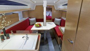 Elan 350 Elan Yachts Interior 1