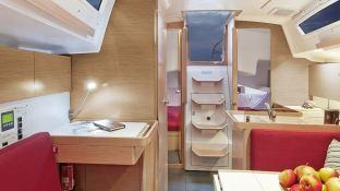 Elan 350 Elan Yachts Interior 2