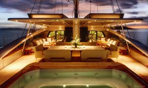 Vertigo Alloy Yachts Sloop 67M Interior 4