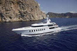 Megan (ex Helix) Feadship Yacht 45M Exterior 0