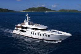 Megan (ex Helix) Feadship Yacht 45M Exterior 1