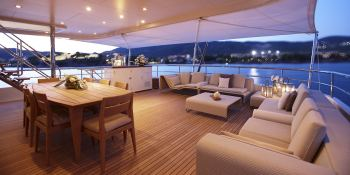 Megan (ex Helix) Feadship Yacht 45M Interior 4
