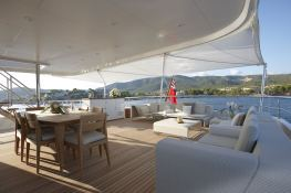 Megan (ex Helix) Feadship Yacht 45M Interior 5