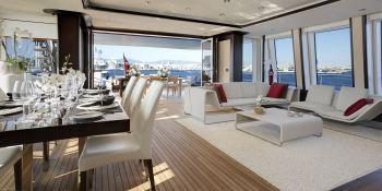 Megan (ex Helix) Feadship Yacht 45M Interior 6