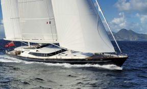 Drumbeat (ex Salperton) Alloy Yachts Sloop 53M Exterior 3