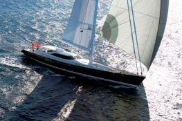 Drumbeat (ex Salperton) Alloy Yachts Sloop 53M Exterior 2