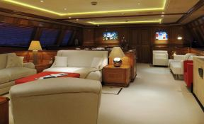 Drumbeat (ex Salperton) Alloy Yachts Sloop 53M Interior 1
