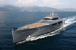 Exuma Picchiotti Yacht 50M Exterior 1