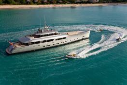 Exuma Picchiotti Yacht 50M Exterior 3