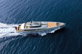 Exuma Picchiotti Yacht 50M Exterior 2