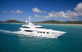 De Lisle III Majesty Yacht 42M Exterior 1